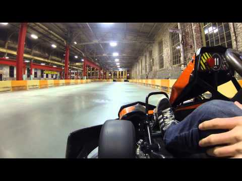 Slick Willy's Go Karting - 22.8 Lap Time
