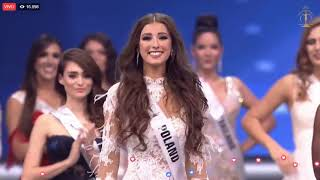Top 25 de Miss Supranational 2017