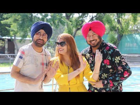 New Punjabi Movie - Rajvir Jawanda, Sara Sharmaa , Jaswinder Bhalla