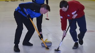 Curling piste in Zemst?