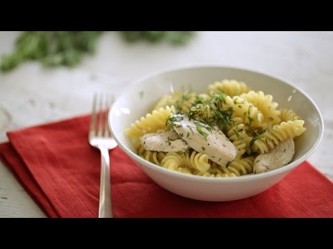 Jennie James - Greek-Chicken One-Pan Pasta
