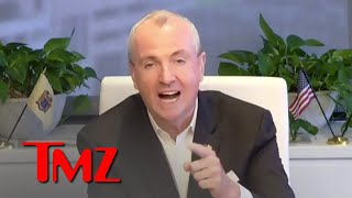 NJ Gov. Phil Murphy Says Vaccine Shot and Free Beer Program's Working | TMZ