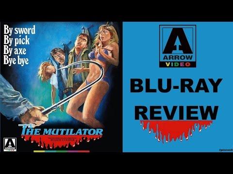 THE MUTILATOR 1984  Arrow Video Bluray
