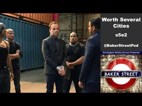 Worth Several Cities s5e2 - Baker Street: The Elementary Podcast
