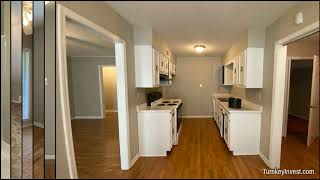 Cash-flowing 3-bedroom 1-bath property by TurnkeyInvest.com