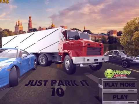 Just Park It 10 (Парковка грузовиков 10)