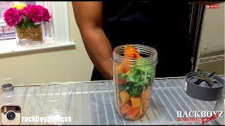 Nutribullet Recipe Sweet Potato Smoothie