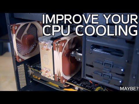 Cooler Master Hyper 212 EVO + Noctua NF-F12 PWM