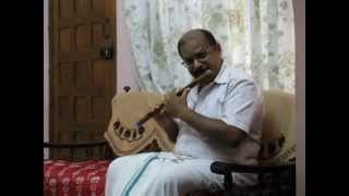 Etho varmukilin kinavile in flute - Muraleedharan.P.P