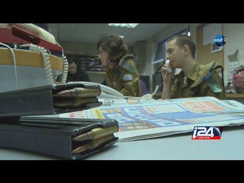 Galatz, the Israel Army Radio - Mael Benoliel for i24news (french version) 2014