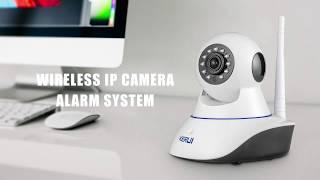 victure 1080p hd wifi ip camera wireless indoor camera video