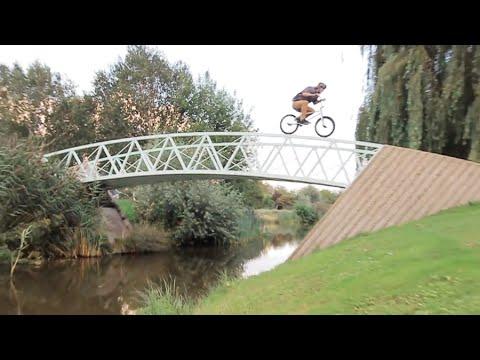 BMX - ERIK ELSTRAN - MADERA 2014 VIDEO