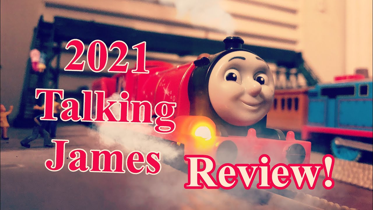 Motorized 2021 TALKING JAMES REVIEW