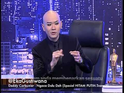 Speech Composing Deddy Corbuzier - Ngaca Dulu Deh (Edisi Spesial HITAM PUTIH Trans7)