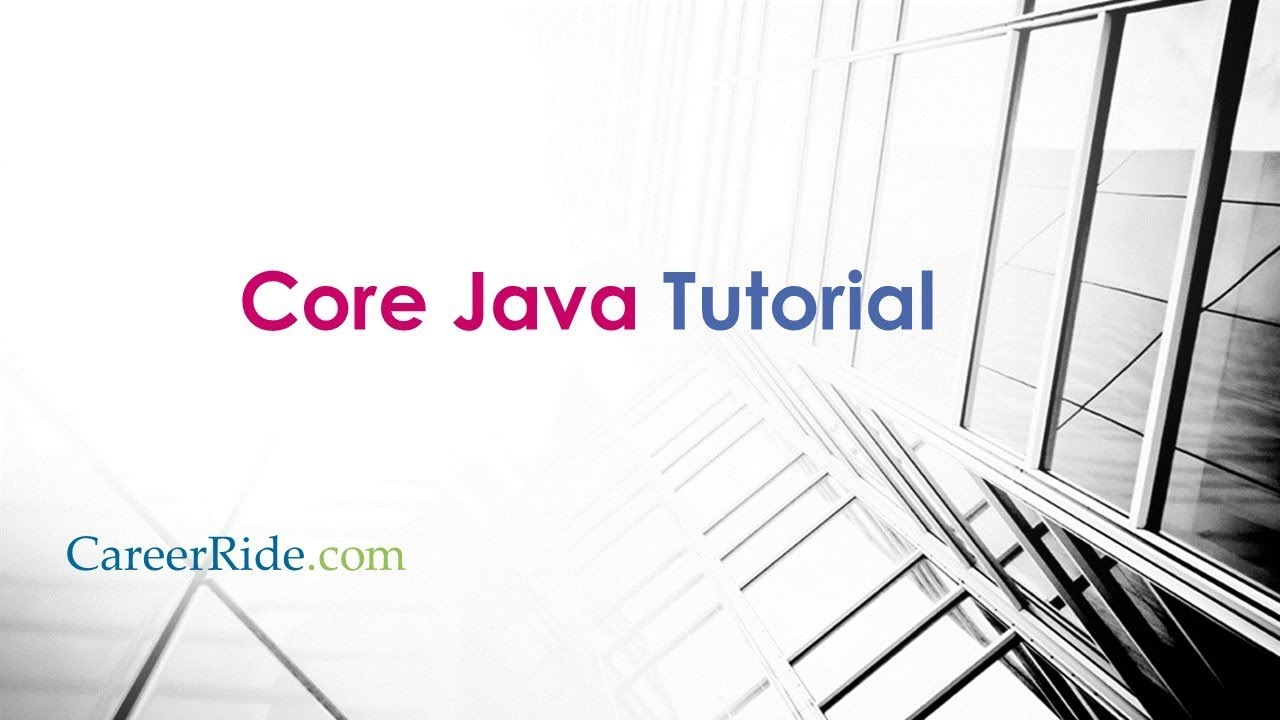 Java tutorial for beginners with examples pdf image collections core java tutorial for beginners youtube core java tutorial for beginners baditri image collections baditri Gallery
