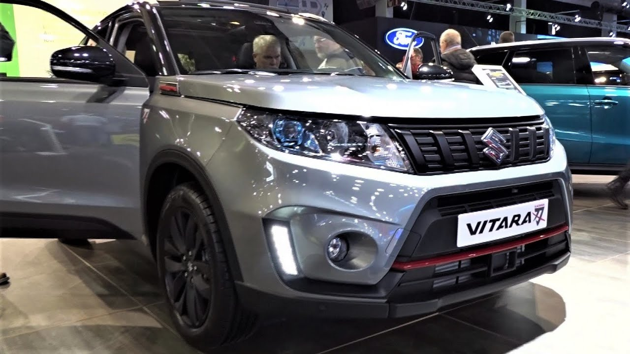 Mẫu SUV Suzuki Vitara bản GLX SR 1.4 Katana