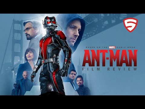Marvel's Ant-Man (3D) Review! (Spoilers)