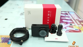 [Chiếm Tài Mobile] - Giới thiệu và Hướng dẫn kết nối Camera hành trình xe hơi Xiaomi Yi 1080P