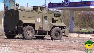 Я   водитель санитар ЗСУ  АТО, ВСУ, война на Донбассе, війна на сході України