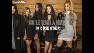 Fifth Harmony - Scared Of Happy (Traducida al español)