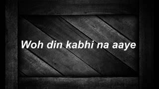 Tera Jaisa Yaar Kahan   Rahul Jain  Friendship Day Special Tumit slyrics mood