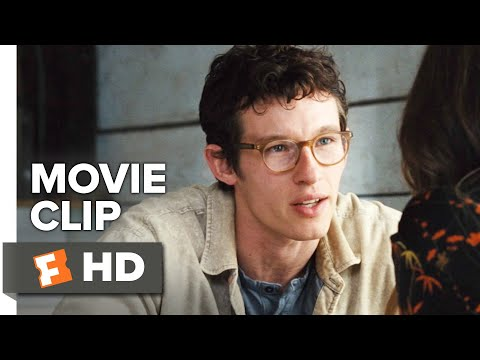 The Only Living Boy in New York Movie Clip - Make Love to Me (2017) | Movieclips Coming Soon