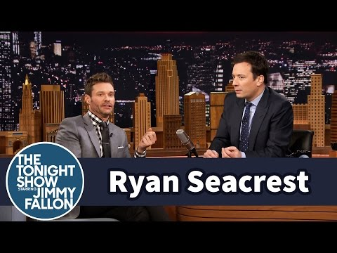 Ryan Seacrest Says Jimmy Has an American Idol Twin