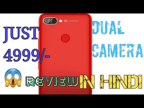 Itel A46 |Just 4999 | Review |price | specification|Dual Camera |in hindi | By Tech Lift