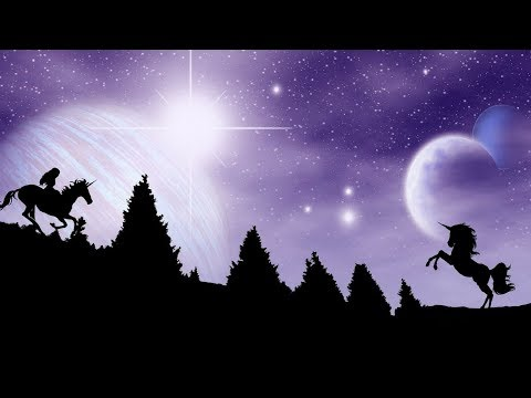 Sleep Meditation for Children | Land of the Unicorns: UNICORN SLEEPOVER | Kids Meditation Story