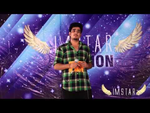 Humari Adhuri Kahani Title Song IMSTAR Audition Surat  Mukesh Chaudhary Song CNo.280