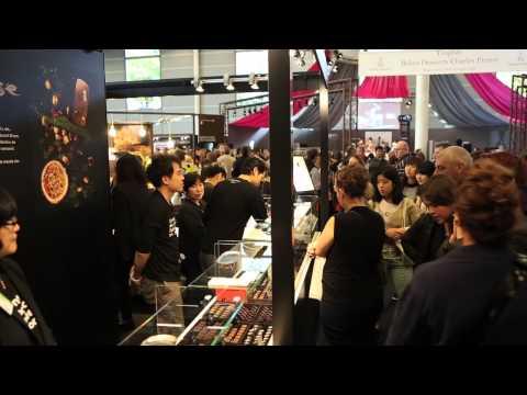 2014 Salon Du Chocolat in Paris // Susumu Koyama