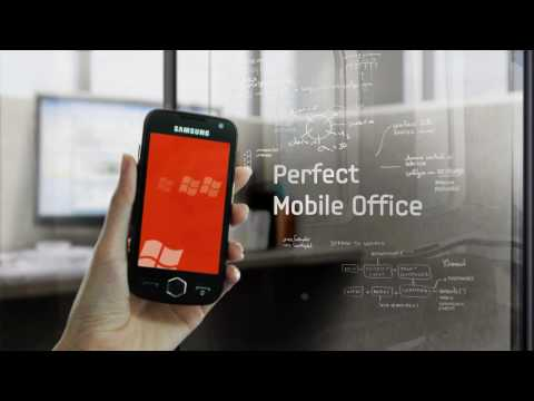 Samsung OMNIA II Global TV Commercial