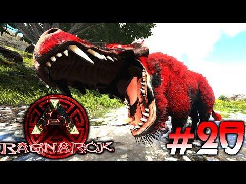 ARK: Ragnarok #20 - Apex Daeodon zähmen & einen zweiten Alpha Carno! | LP Ark Deutsch
