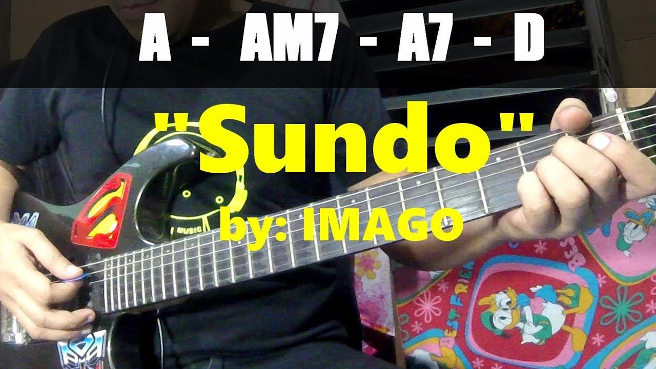 Sundo Imago Version Of Aia De Leon With Chords Youtube