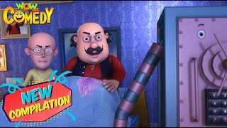 Motu Patlu Cartoon in Hindi | New Compilation 55 | New Cartoon | Hindi Cartoon