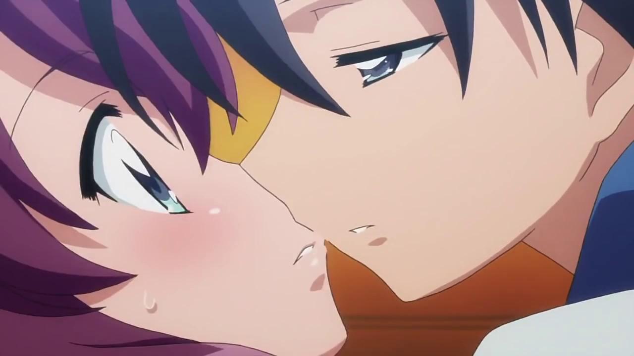 أفضل قبلات في عالم الانمي Youtube