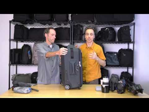 Video Transport Rolling Camera Bag - Think Tank Photo