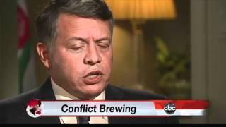 Interview with King Abdullah II