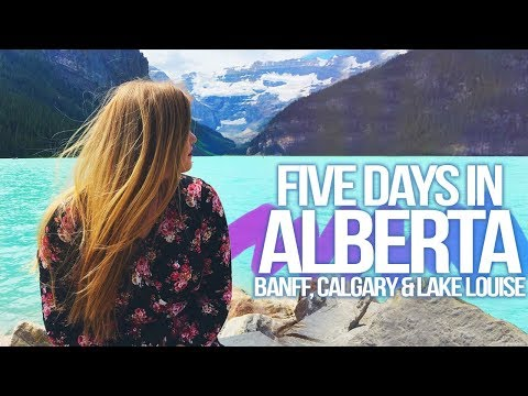 Calgary, Banff & Lake Louise | Alberta, Canada Travel Diary