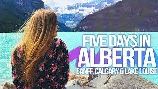 Calgary, Banff & Lake Louise | Alberta, Canada Travel Diary