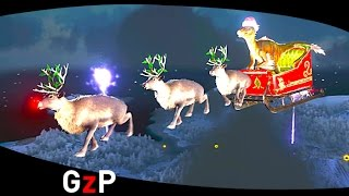 ARK: Survival Evolved Winter Wonderland 2015 Trailer - PS4 XO PC