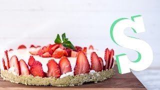 Strawberry 'not-cheesecake' Recipe - Sorted