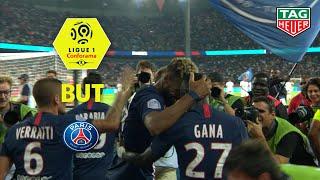 But Eric-Maxim CHOUPO-MOTING (50') / Paris Saint-Germain - Toulouse FC (4-0)  (PARIS-TFC)/ 2019-20