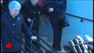 Raw Video: Death Sentence in Conn. Home Invasion