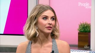 "Julianne Hough Addresses ""AGT"" Changes 