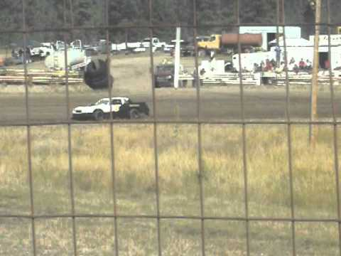 Eagle Track Raceway Ray Gessel Time In Sept 20th 2014