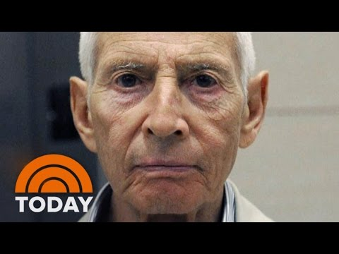 Robert Durst: 'I Was High On Meth' While Filming 'The Jinx' On HBO Exclusive  TODAY