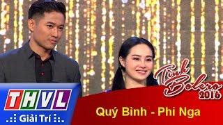 THVL   Tình Bolero 2016 - Tập 5   Xin còn gọi tên nhau - Quý Bình, Đom đóm - Phi Nga