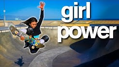 Skateboarder is World's Youngest Olympian   Sky Brown