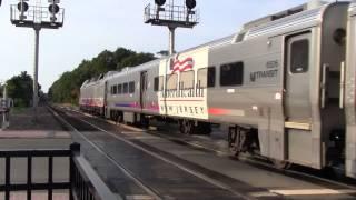 Ramsey Railfanning 8/21/13 Part 1
